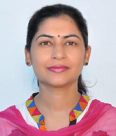Ms. Shikha (M.LIB. & I.SC.)